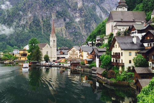 village-hallstatt-visite-depuis-vienne-avec-pick-up
