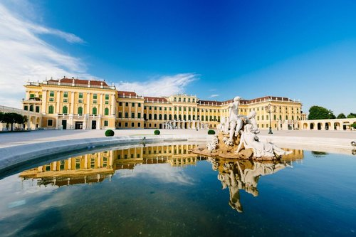 Visite historique de Vienne et du palais de Schönbrunn