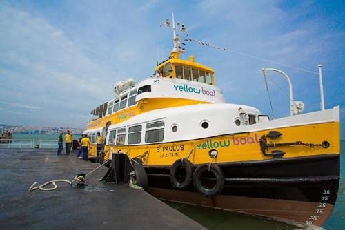 Croisière en bateau à arrêts multiples à Lisbonne