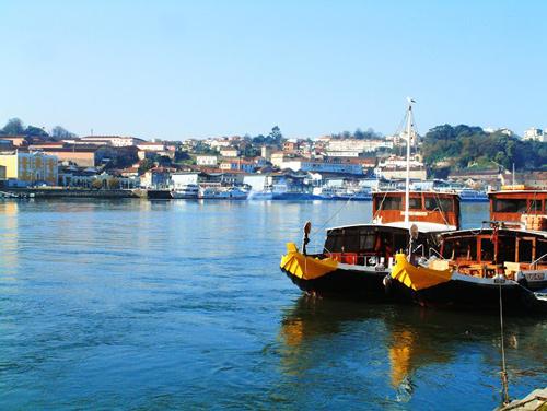 Circuit de Porto en bateau et en bus à arrêts multiples