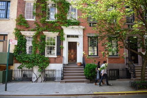 Visite de Greenwich Village
