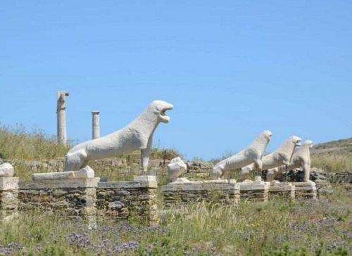 Excursion à Délos - Avec guide