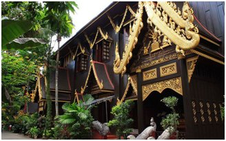 Excursion d'une demi-journée à la découverte de la ville de Chiang Rai et ses temples
