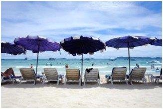 Excursion d'une journée à l'île de Coral en hors-bord avec déjeuner au fruits de mer