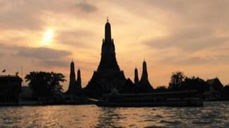 Croisière en privé sur la rivière à Bangkok avec visite du temple de Wat Arun