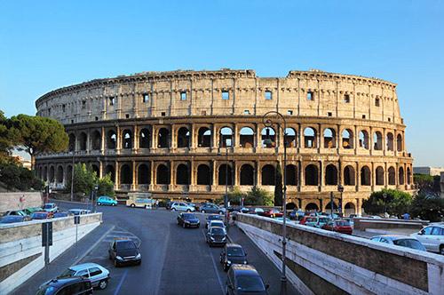 Colisée, Forum et Palatin : visite le matin