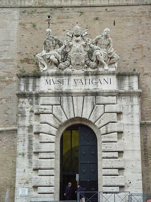 Musée du Vatican, Chapelle Sixtine, St-Pierre : excursion sans pick up