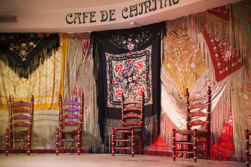 Cours de danse Flamenco au Café  de Chinitas