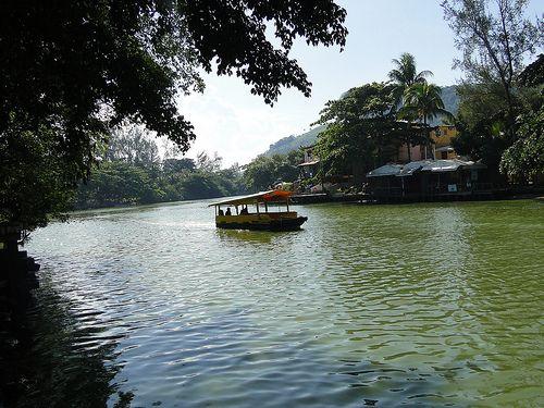 Croisière au Pantanal Carioca