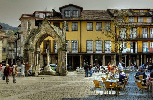 Visite privée de la ville de Guimarães au départ de Porto