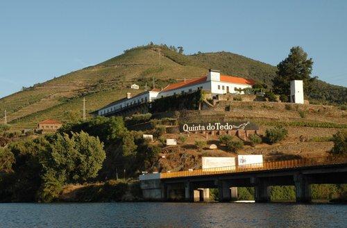 Dégustation de vin et déjeuner dans la vallée de Douro