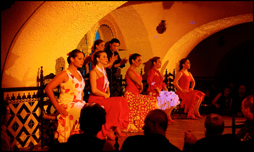 Soirée Flamenco à Tablao Cordobes