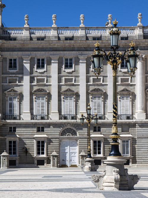 Palais royal de Madrid
