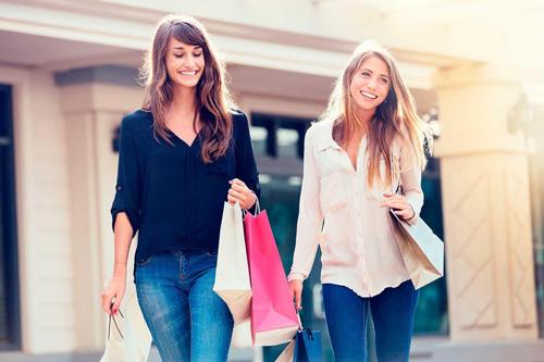 Shopping à Ciudad del Este