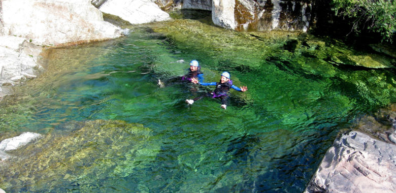 Canyoning Corse : le Zoicu intégral
