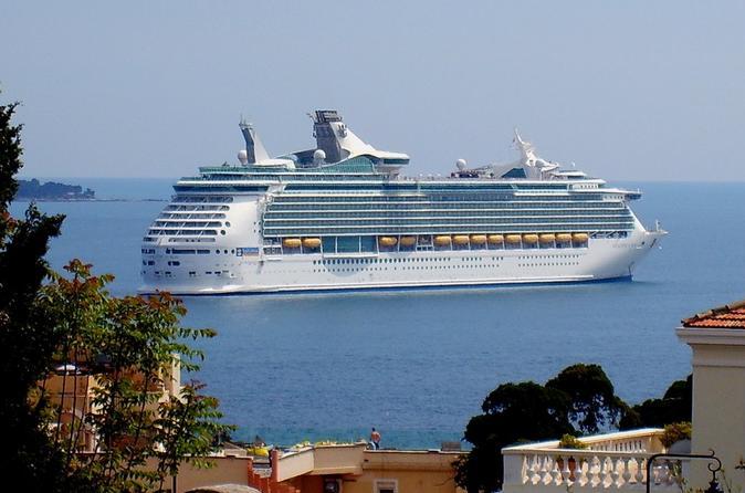 Excursion sur le bord de mer de Monaco: excursion privée à la carte sur la Côte d'Azur avec guide