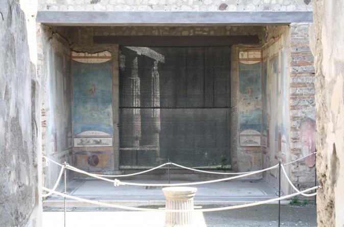 Pompéi : visite guidée en petit groupe