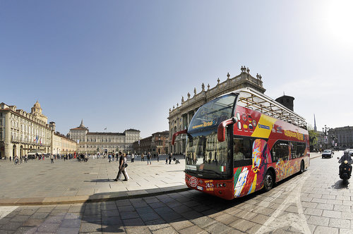 Hop-On Hop-Off : Tour de Turin en bus à arrêts multiples