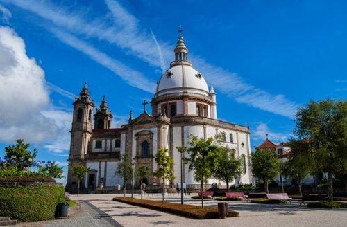 Excursion d'une journée au Minho (Braga et Guimarães) au départ de Porto