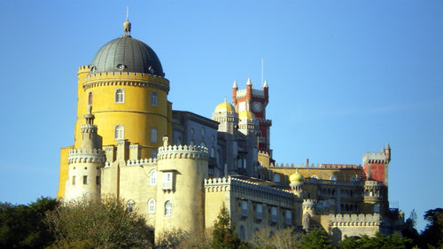 Visite privée à Sintra, Pena et Cascais