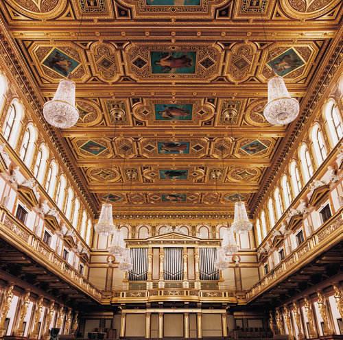 Concert Mozart à l'Opéra de Vienne