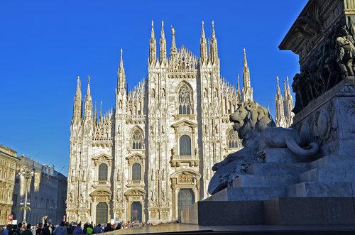 Excursion d'une heure à la cathédrale Duomo - Coupe-file