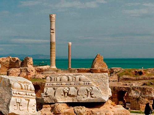 Excursion d'une journée à Tunis, Carthage et Sidi Bou Said en privé