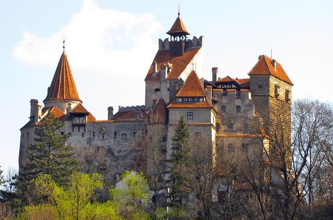 Excursion d'une journée en Transylvanie et au château de Dracula