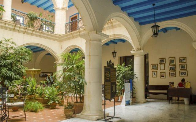 Patio Santa Isabel