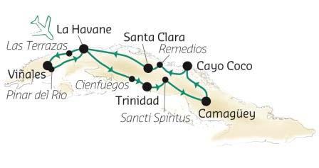 CARTE CUBANIA H18