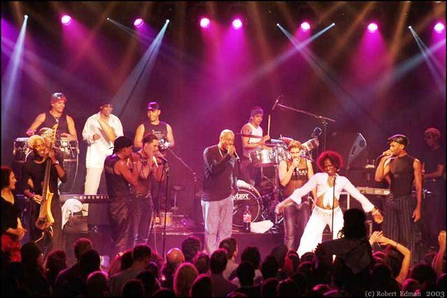 Festival Baila en Cuba - Memories Miramar 4*