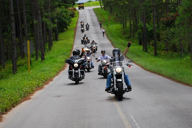 Circuit Harley Davidson - Découvrir Cuba en Harley