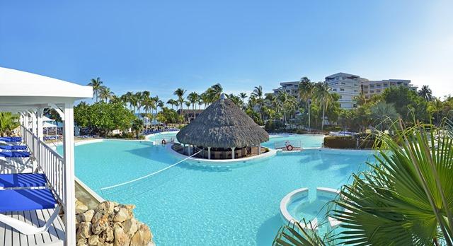 Melia Varadero - Bar piscine