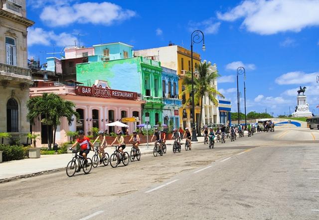 Circuit VTT - Tour d'horizon de l'Ouest cubain