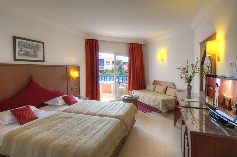 Séjour EDEN YASMINE HOTEL & SPA 4*, Demi-Pension