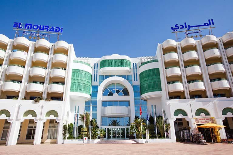 Hôtel El Mouradi El Menzah 4* - 1
