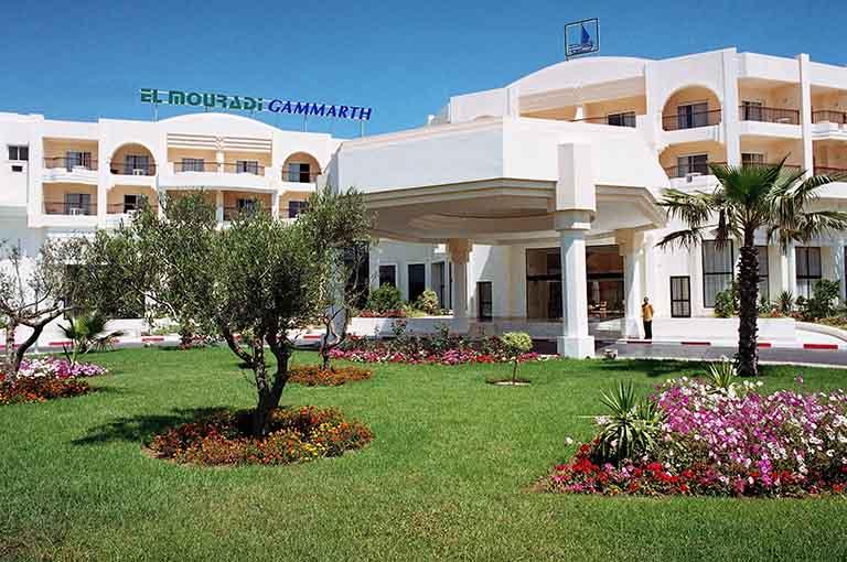 Hôtel El Mouradi Gammarth 5* - 1