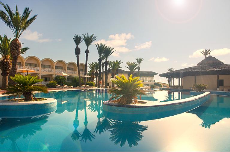 DERNIÈRE MINUTE - Tunisie Sousse Hôtel Barcelo Marhaba 4*