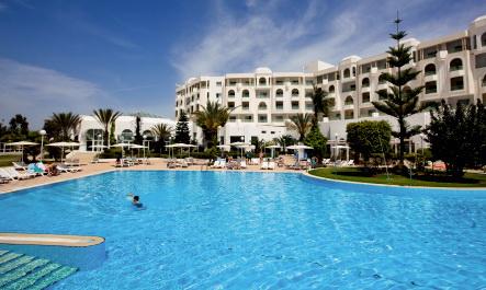 Hôtel El Mouradi Hammamet 4*sup.