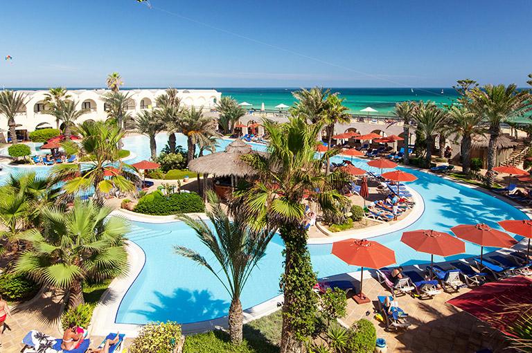 Hôtel Sentido Djerba Beach 4* Demi Pension - 1