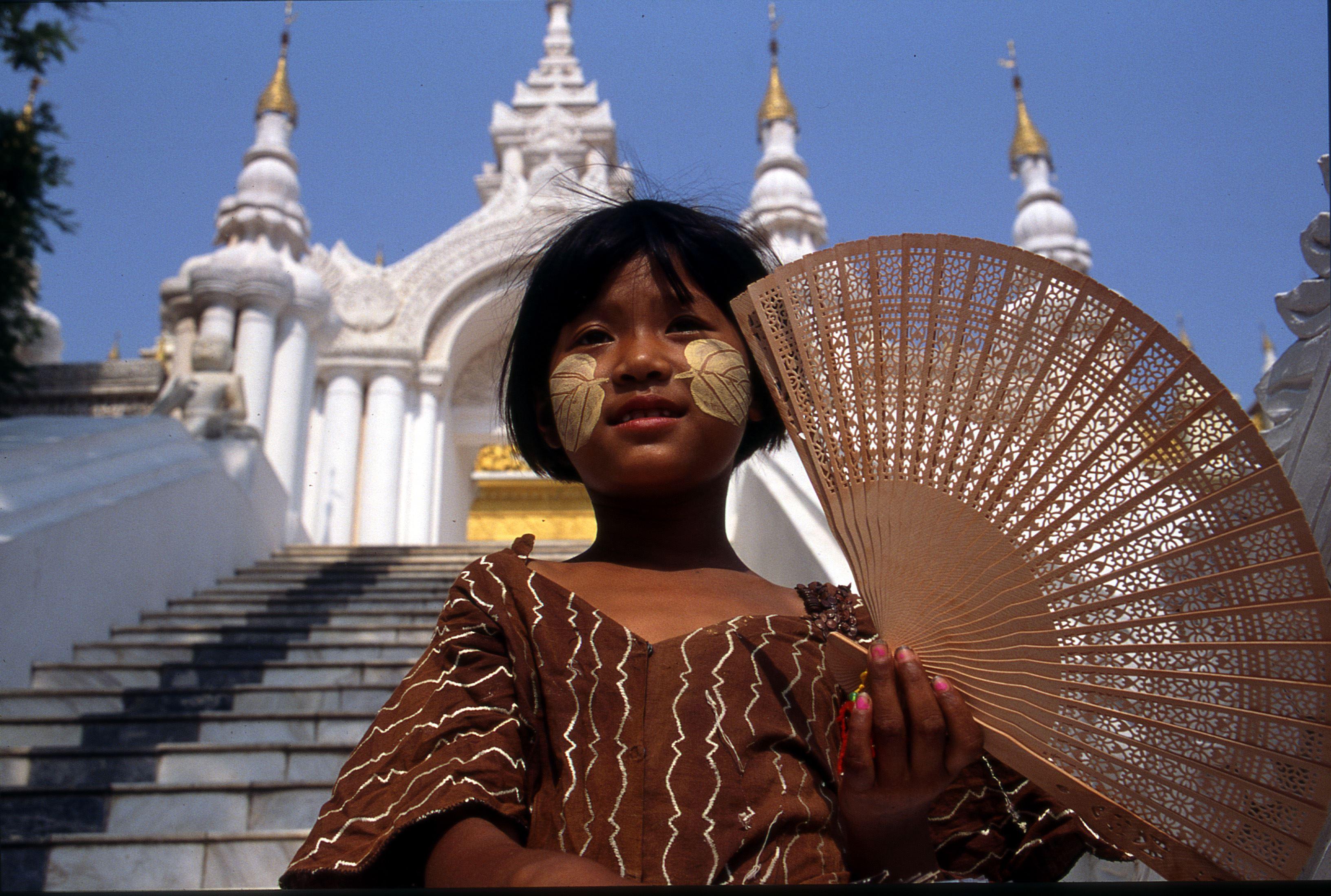 destination birmanie