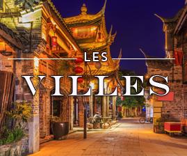 Les villes, Chine
