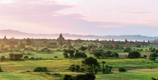 randonnées birmanie