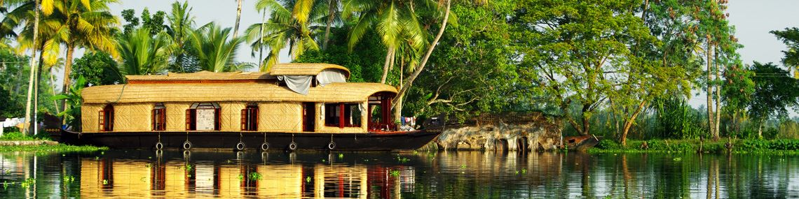 Backwaters Inde du Sud