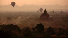 Birmanie: site archéologique de Bagan