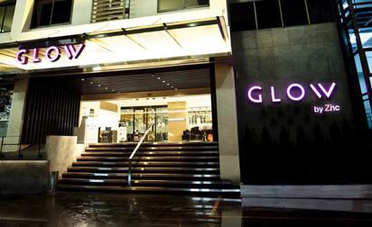 bangkok glow trinity silom