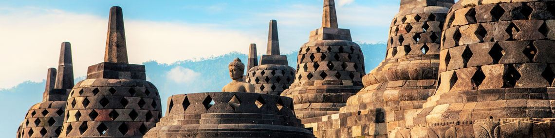 Borobodur Temple Indonesie