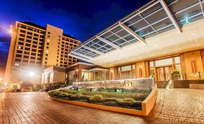 Chiang Mai Gran view hotel
