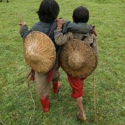 couples en birmanie