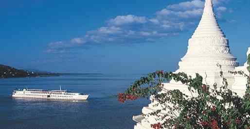 Croisière Birmanie - Orcaella de l'Orient Express